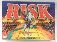 Risk Game of Global Domination 1998 MONTREAL