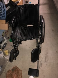 wheelchair Tulare, 93274