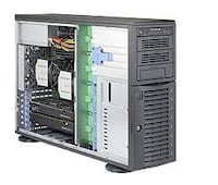 Supermicro 7048-T Workstation - Dual XEON 2620v3 Server Computer New Westminster, V3L