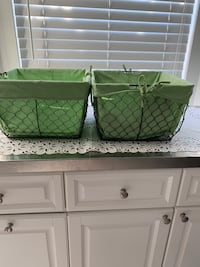 Kitchen baskets Woodbridge, 22191