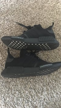 Triple Black Japan Nmd Size 11 Biloxi, 39532