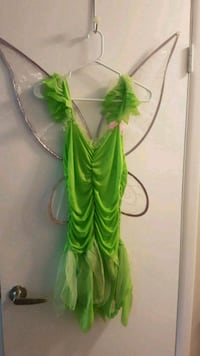 Licensed tinkerbell halloween costume Cambridge