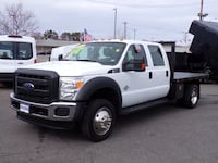 Ford Super Duty F-450 DRW 2013