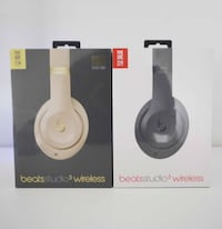2 APPLE BEATS STUDIO 3 WIRELESS. 199 EACH. VERONA