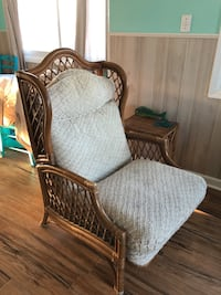 Rattan recliner chair Wilmington, 28409
