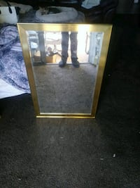 Large Gold Mirror  Las Vegas, 89169