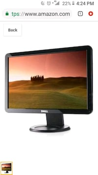 Best offer Dell monitor