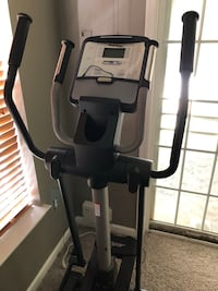 NordiTrack elliptical! Works great, but takes up too much space. Pick up only-please bring a friend, and proper transpiration.  Manassas Park, 20111