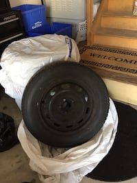Winter Tires with Rims Bradford West Gwillimbury, L3Z 3J4