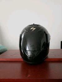 Men's full face helmet, custom tinted visor Washington, 20001