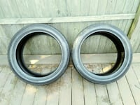 Two 245/45/20 tires