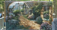 Beautiful garden tapestry  Cary, 27519