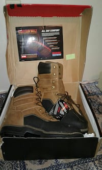 Wolverine Boots Bourg, 70343