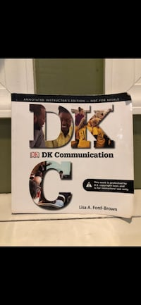 DK Communication College Textbook