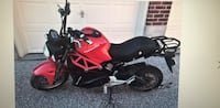 Terminator E bike like new only used one summer new cost over 3200+ taxes now 1800. for quick sale Toronto, M6A 2G5