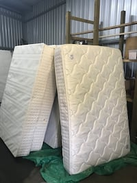 Full size mattress and box spring $50 . Showroom beds  Evans, 30809