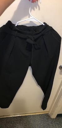 High rise business casual/ stylist pants -Black  Vancouver, V5P 1L6