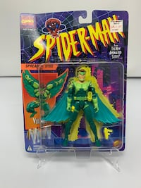 Vintage Vulture Action Figure from the 90's Spider-Man The Animated series (Brand New)