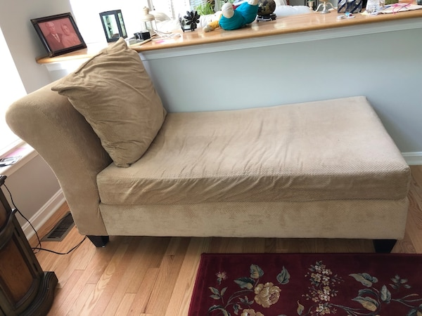 Lounge chair. Used. Make me an offer. Pick up in Germantown Md