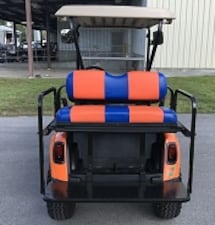 Electric Golf Cart Ez go Rear Seats 4 sale