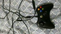 black and red Xbox 360 controller Toronto