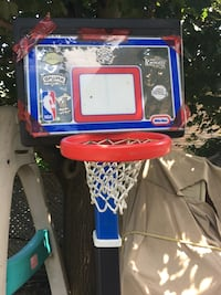 Little Tikes Basketball Net with adjustable stand and mesh $15 obo Mississauga, L5L 1G3