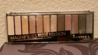 Rimmel eye shadow pallet Las Cruces, 88012