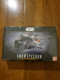 Star Wars Bandai SnowSpeeder model (non glue). Rockville, 20851
