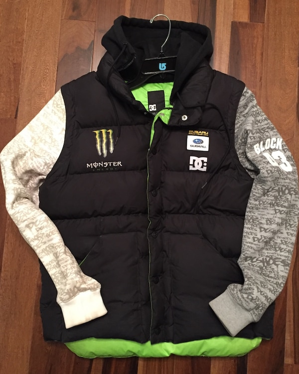 Used For Sale Special Edition Dc Shoes Ken Block 43 Monster Energy
