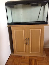 30 Gallon Fish Tank + Stand
