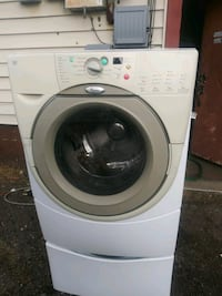 Whirlpool front load washer and dryer set or stack 239 mi