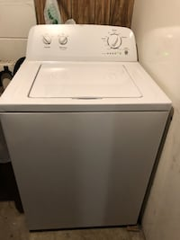 White top-load washing machine and Dryer, like new Dearborn, 48124