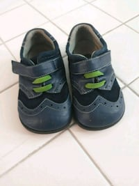 Size 7 boys dress/school shoes District Heights, 20747