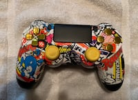 Ps4 custom sticker bomb controller and case Tampa, 33625
