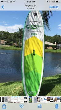 Inflatable Paddle Board isup
