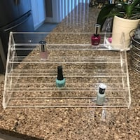 Acrylic Nailpolish Rack