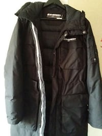 svart everest zip-up jacka Gothenburg, 415 21
