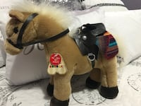Stuffed Horse Makes sounds  null, L2H 1S7
