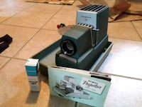 Vintage Argus 300 slide projector mint condition Kitchener
