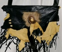 Leather/fur handbag  Las Vegas, 89130
