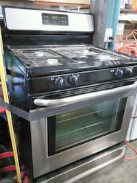 Frigidaire Gas Stove Canby, 97013