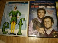 two Elf and Step Brothers cases Kansas City, 64105
