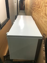 """83""""W chest freezer brand new (small dent on top) New York, 10455"""