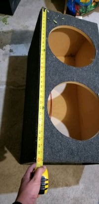 11 inch sub woofer box for sale