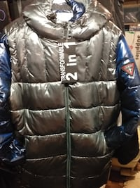 Mens GUESS 2 n 1 jacket