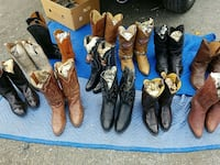 Western boots all sizes ladies and men Chicago