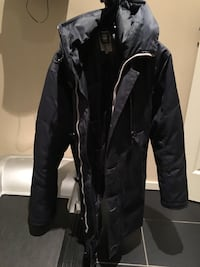 G-Star Raw Mountain Down Parka Navy L
