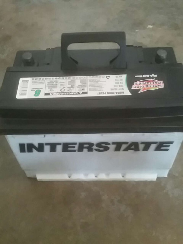 Used Interstate Batteries Mega Tron Plus For Sale In Orlando Letgo