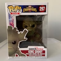 Funko Pop! King Groot  Richmond Hill, L4B 0C2