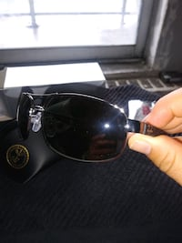 Ray BAn sun glasses Toronto, M9V 3S6